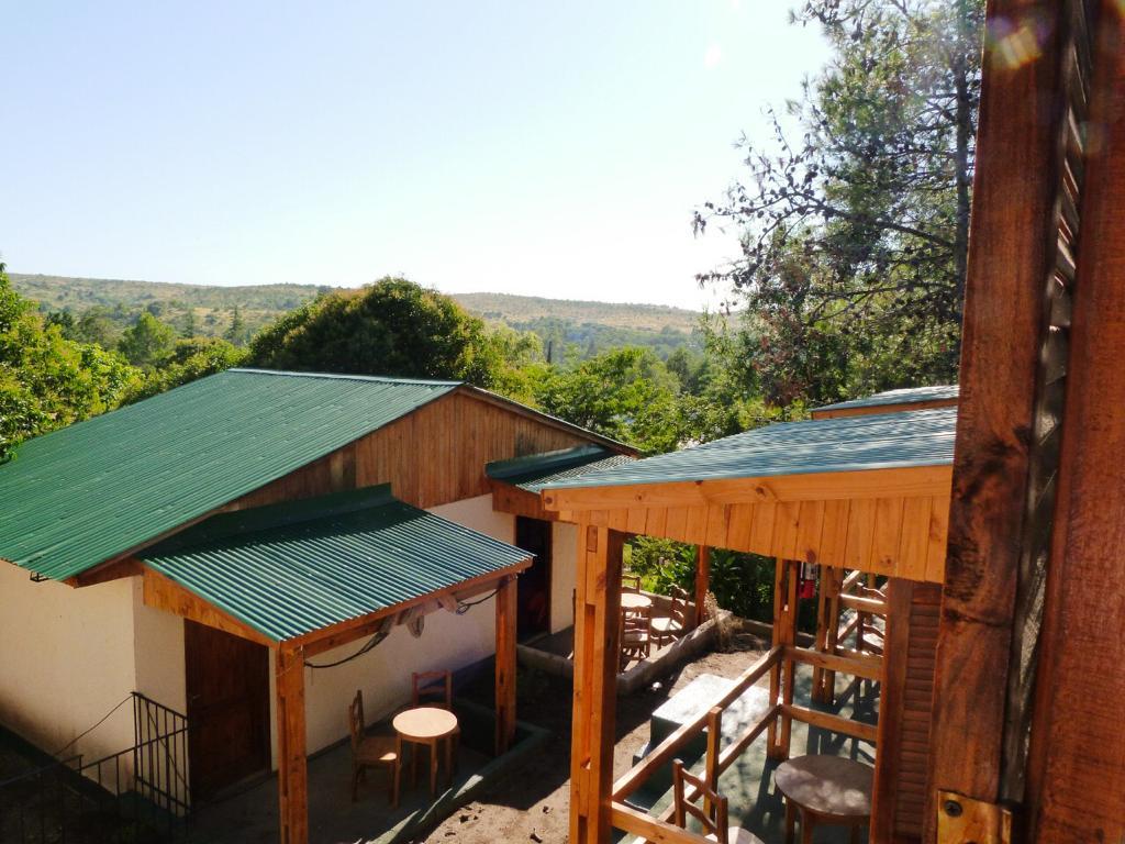Vista Cabañas